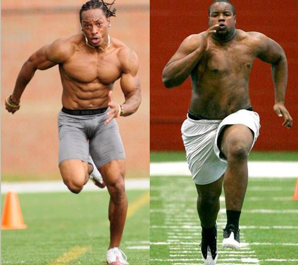 Как лишний жир влияет на скорость спортсмена?