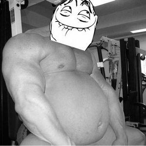 Сжечь жир перед набором мышечной массы